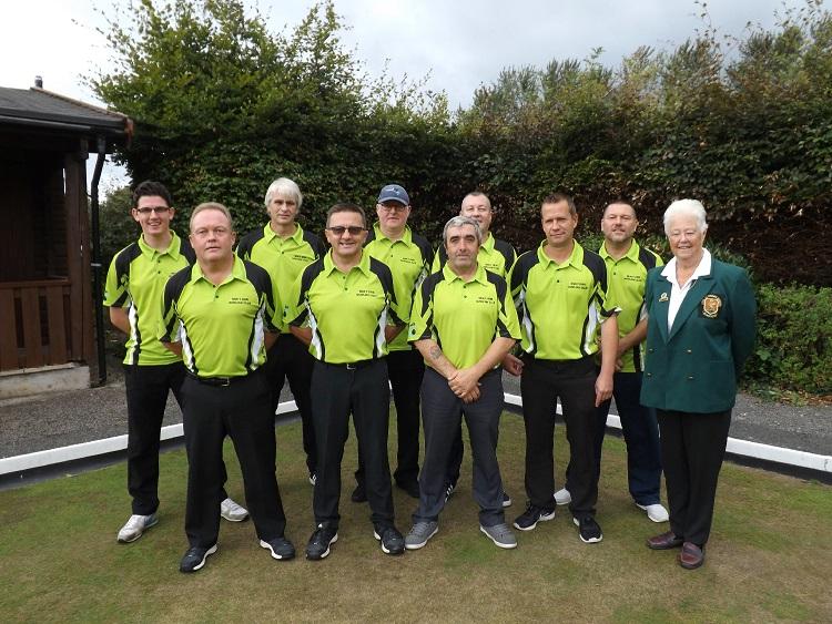 Welsh Club Champions 2018